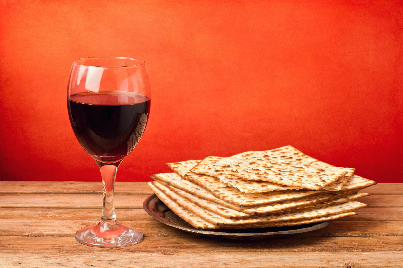 Vin og matzah